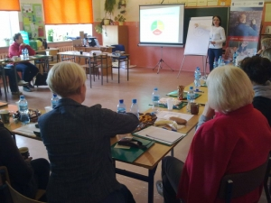 Pierwszy cykl Bezpośredniego wsparcia procesu doskonalenia  nauczycieli w powiecie gołdapskim realizowany przez Poradnię Psychologiczną w Gołdapi dobiegł końca
