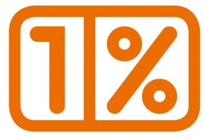 Zostaw jeden procent w powiecie gołdapskim